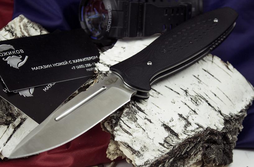 Фото 2 - Складной нож Вымпел от Reptilian