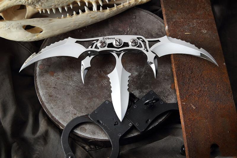 Фото 3 - Нож CERBERUS от Mr.Blade