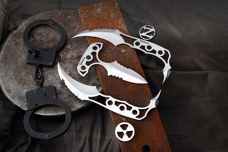 Фото 5 - Нож CERBERUS от Mr.Blade