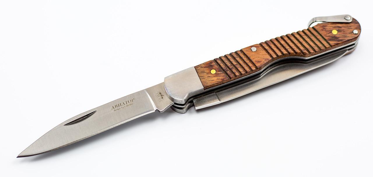 Фото 3 - Складной нож Авиатор от НОКС
