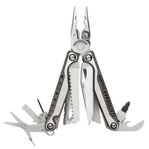 Мультитул Leatherman Charge PLUS Tti мультитул leatherman charge plus tti чардж плюс тти