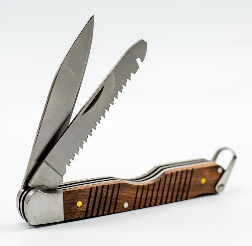 Складной нож Авиатор