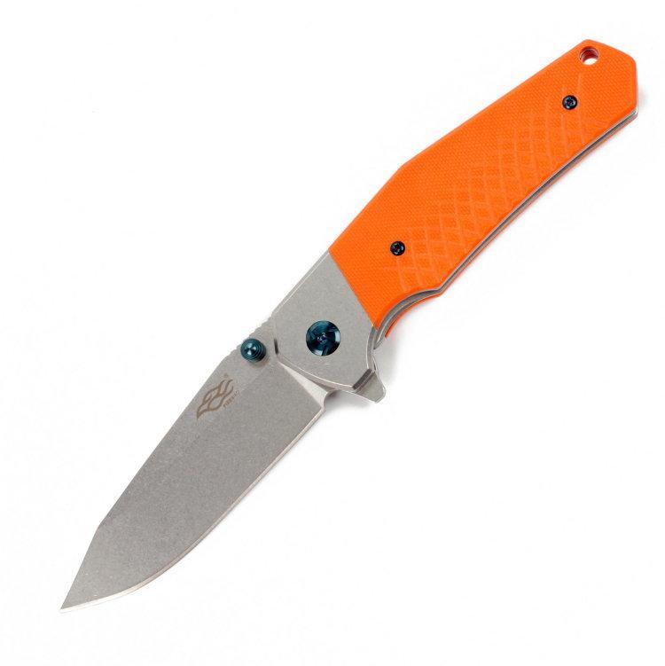 Нож Firebird (by Ganzo) F7492 оранжевый