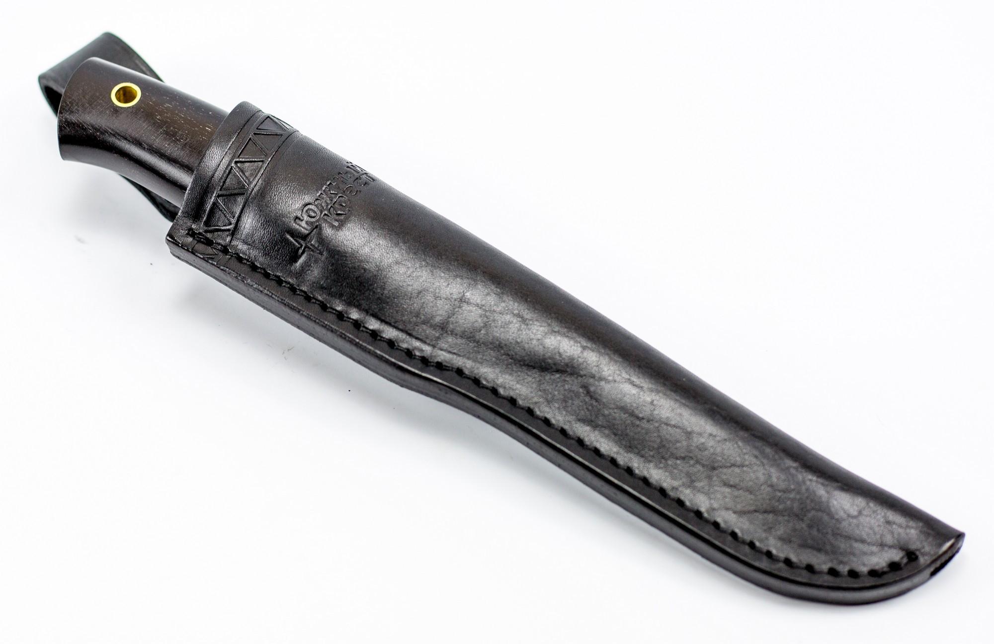 Фото 7 - Нож универсальный Боровой М, N690, Южный Крест, граб