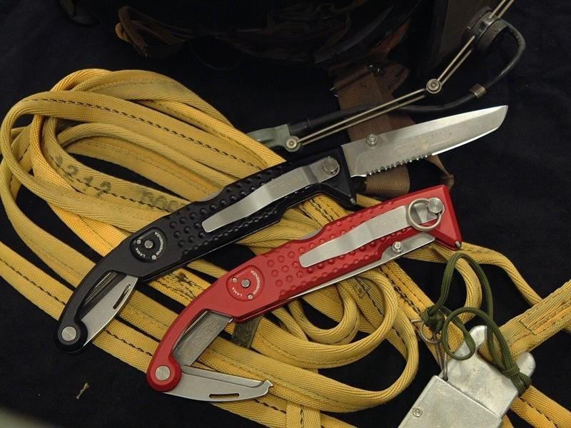 Складной нож T.F. Rescue Red