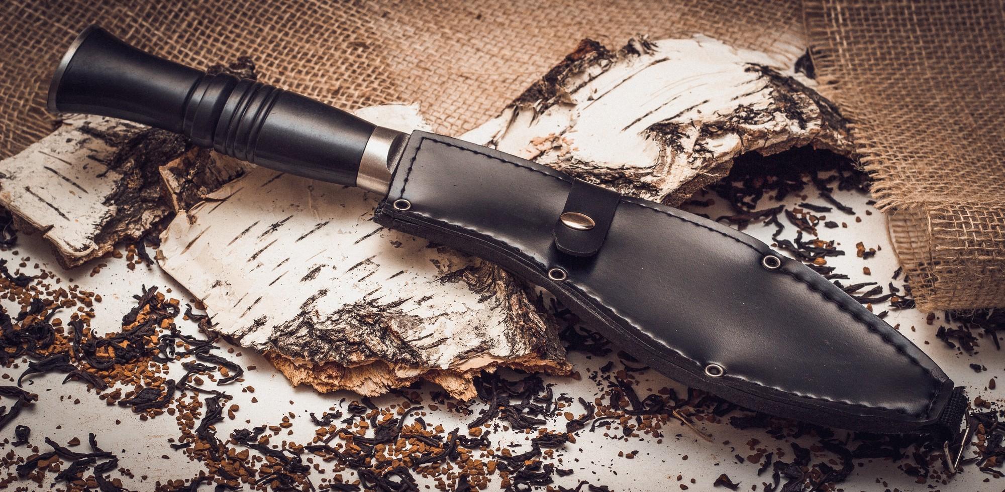 Нож Кукри Тенгри, Viking Nordway
