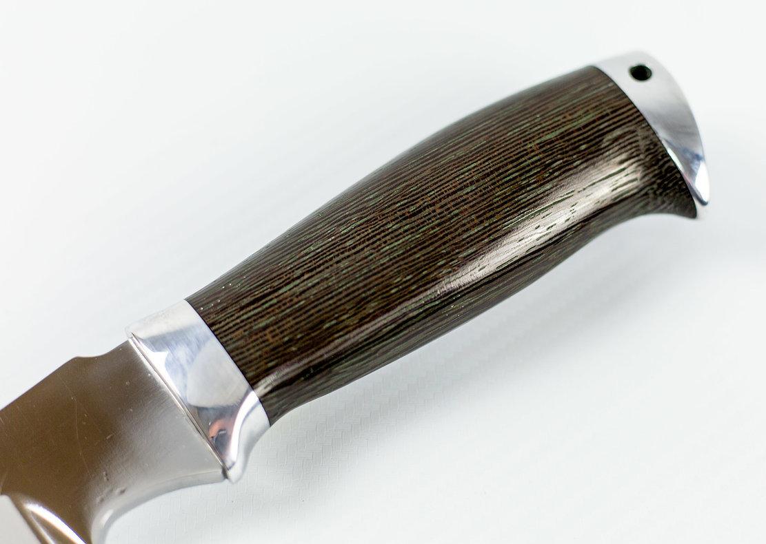 Фото 5 - Нож Шаман, Х12МФ от Павловские ножи