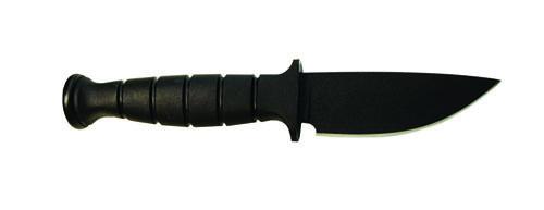 Нож с фиксированным клинком GenII SP40Ontario Knife Company<br>Нож GenII SP40, сталь 5160, клинок черный, рукоять черный пластик, пластиковый чехол.<br>