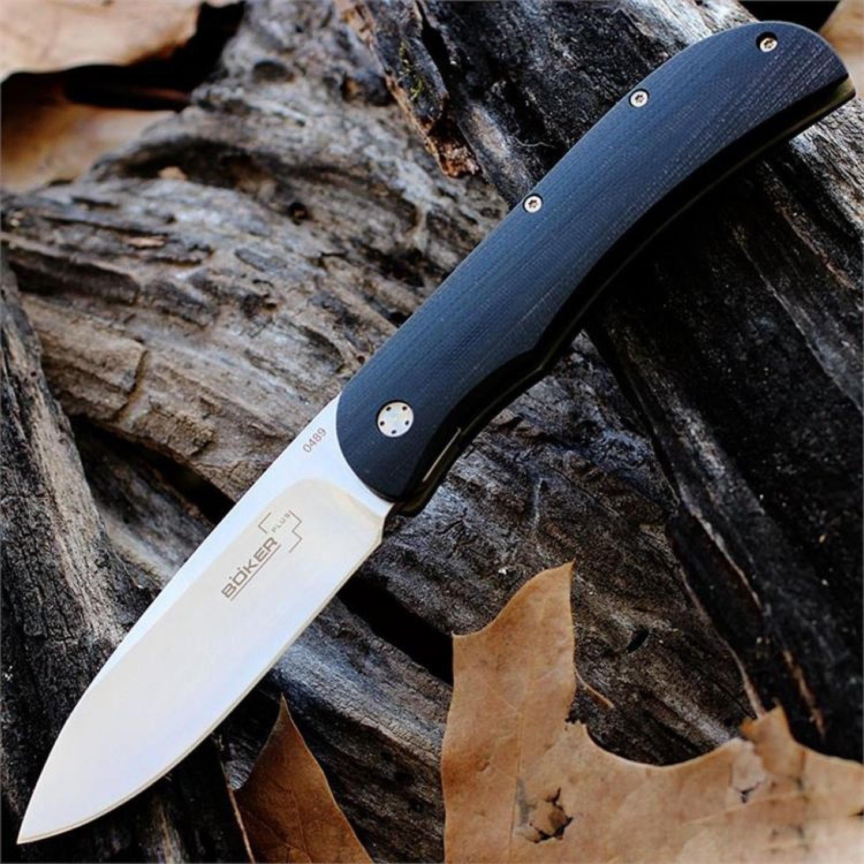 Нож складной Exskelibur I VG-10, G-10 HandleРаскладные ножи<br>Нож складной Exskelibur I VG-10, G-10 Handle<br>