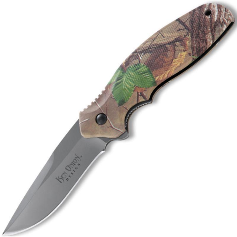 Фото - Складной нож Shenanigan™ Camo Realtree™ Xtra Green Camouflage от CRKT