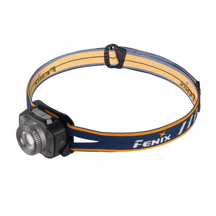 Налобный фонарь Fenix HL40R Cree XP-L HI V2, серый фонарь fenix hl40r grey