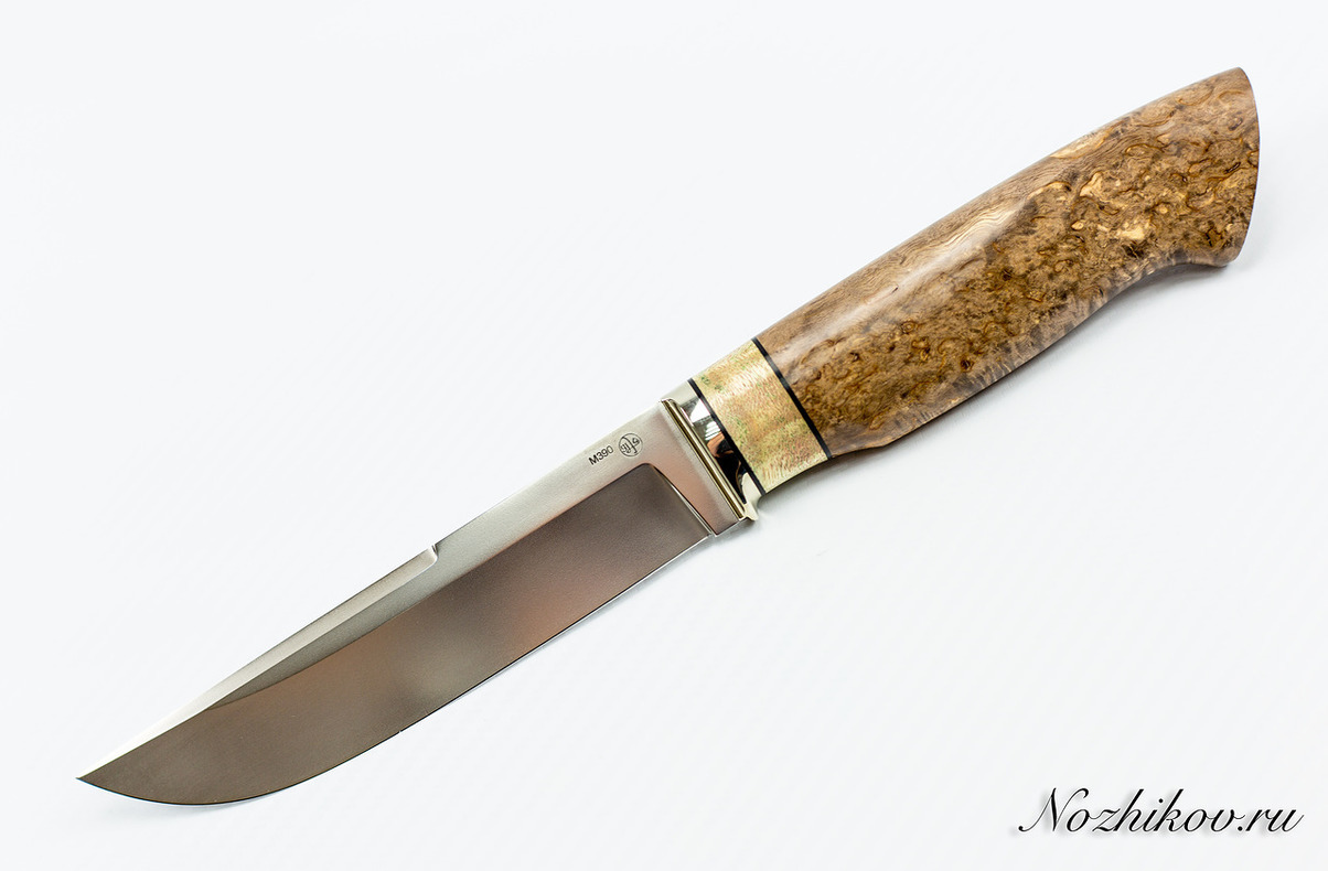 Нож Рабочий N51 из порошковой стали Bohler M390 чехол для iphone 7 plus ozaki o coat 0 4 jelly прозрачный