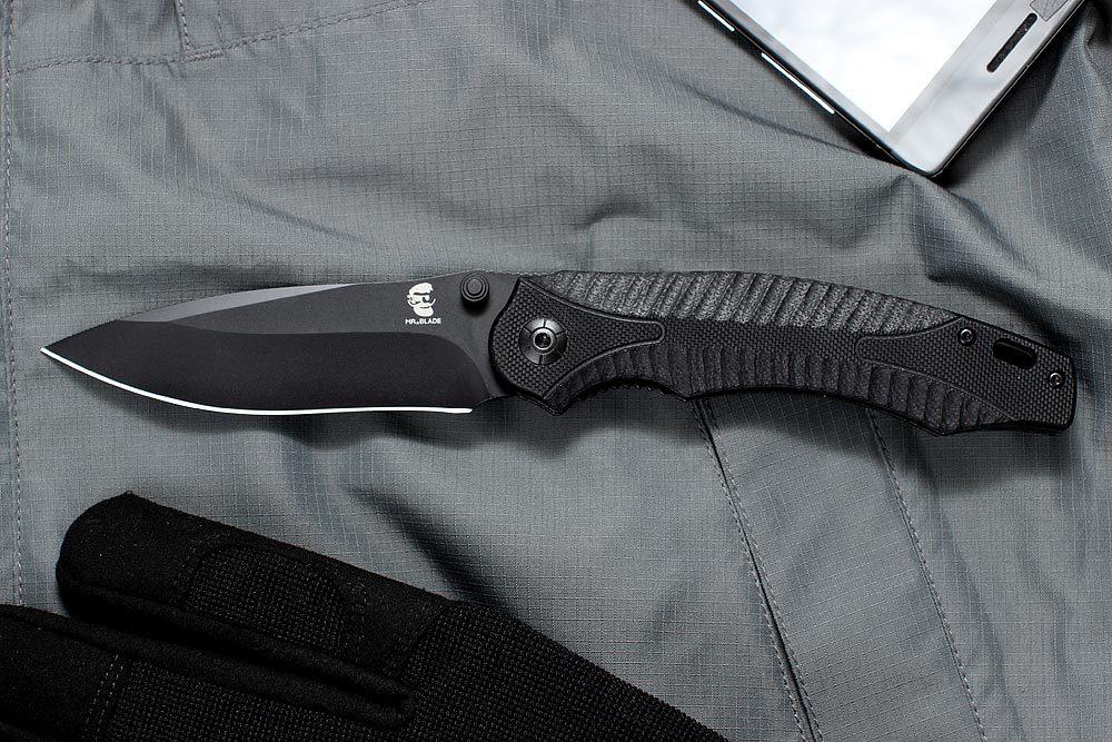 Фото 2 - Складной нож OPAVA BLACK, Mr.Blade