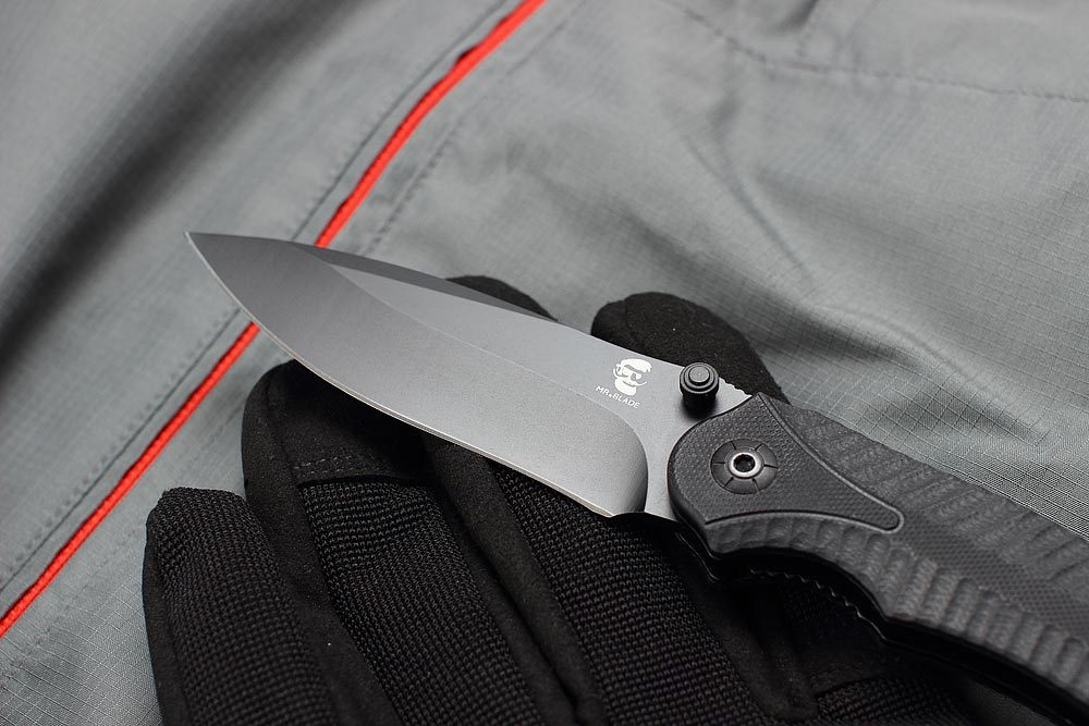 Фото 3 - Складной нож OPAVA BLACK, Mr.Blade
