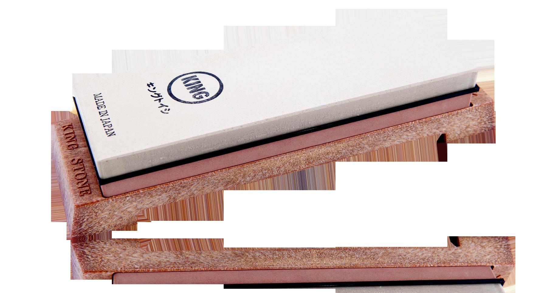 Камень точильный водный комбинированный 185*63*25мм средний/финишный с подставкой #1000/#6000