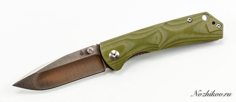 Складной нож Kizer Cutlery Vanguard V3403A2 V3 VigorРаскладные ножи<br>Складной нож Kizer Cutlery Vanguard V3403A2 V3 Vigor<br>