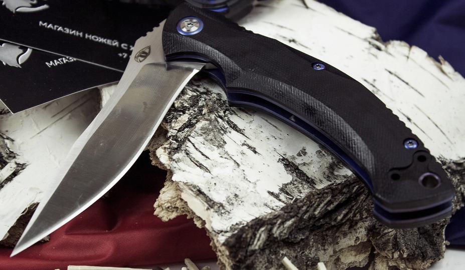 Складной нож Чекан