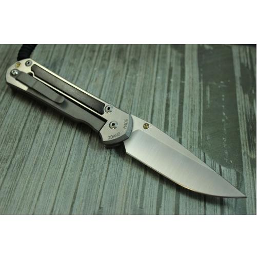 Фото 2 - Складной нож Chris Reeve Large Sebenza ChR/LSWP EB