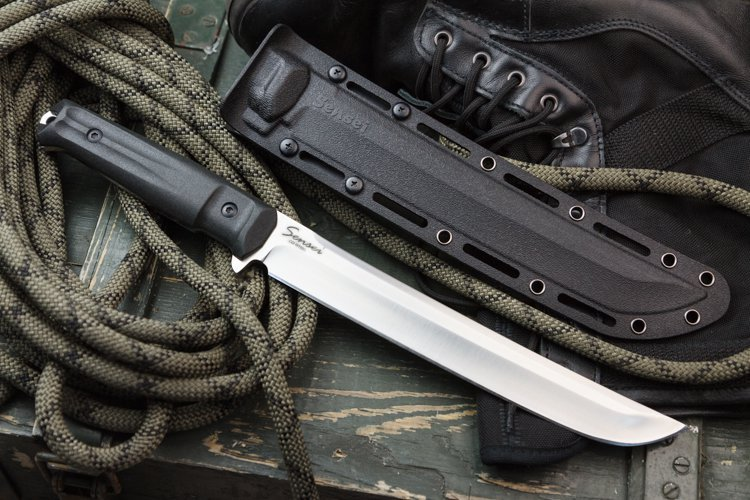 Нож Sensei D2 Satin, Кизляр