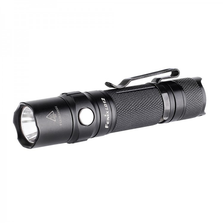 Фонарь Fenix LD12 XP-G2 R5 (2017) dqg 2500 lumens 4 modes adjustable flashlight xp g2 torch led zoomable outdoor camping hiking flashlight for 26650 battery