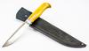 Нож Игла, ELMAX, карельская береза - Nozhikov.ru