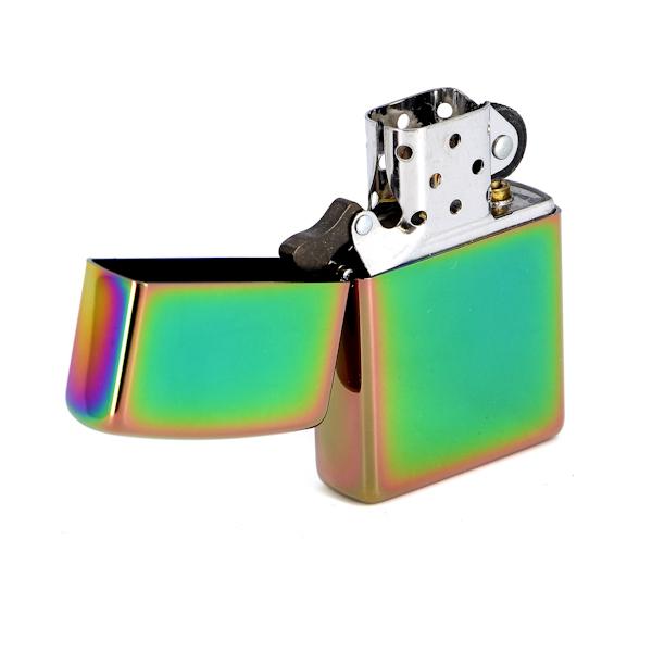 Фото 2 - Зажигалка ZIPPO Classic с покрытием Spectrum™, латунь/сталь, разноцветная, глянцевая, 36x12x56 мм