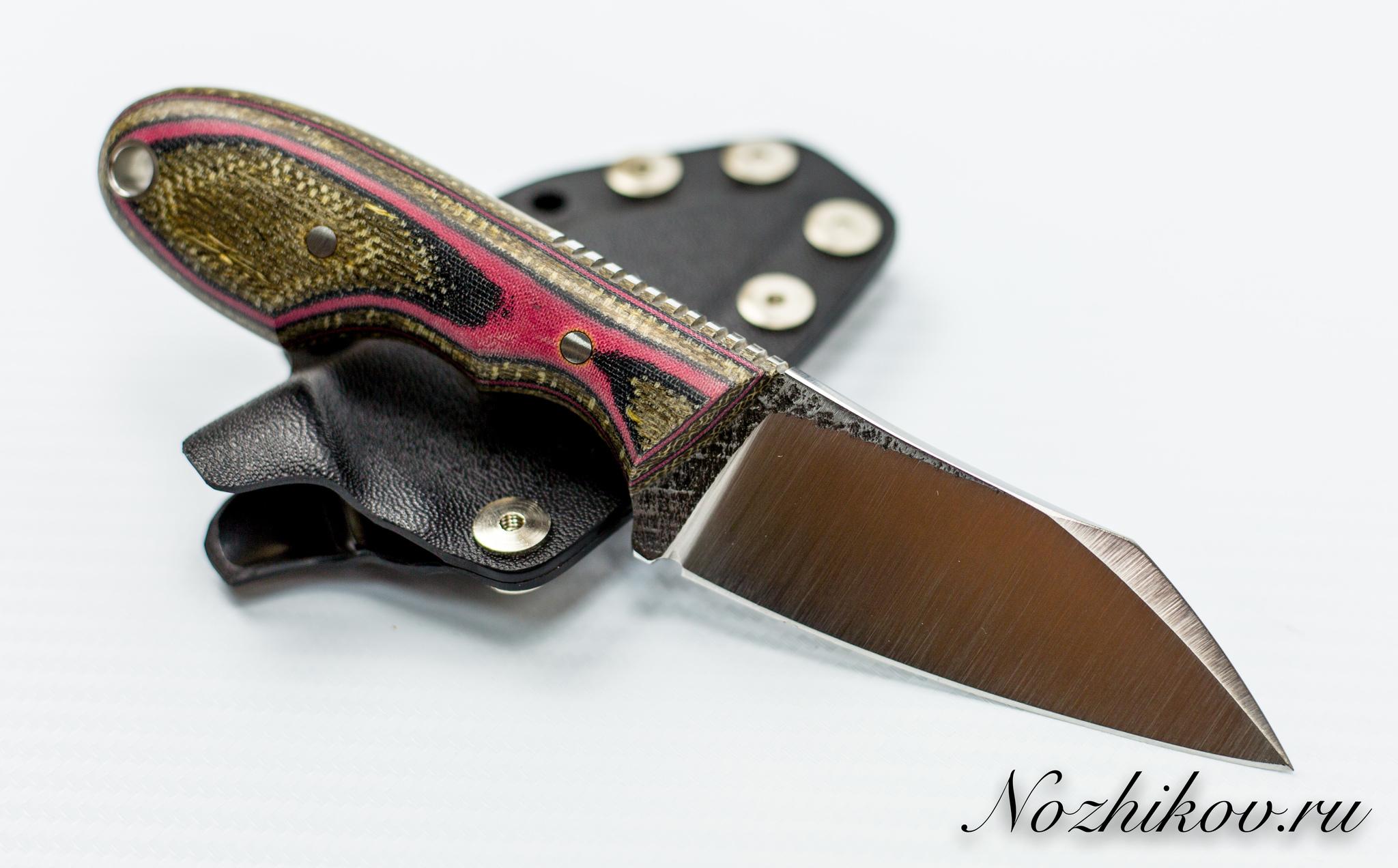 Туристический нож РВС Бонс, сталь Х12МФХ12МФ<br><br>
