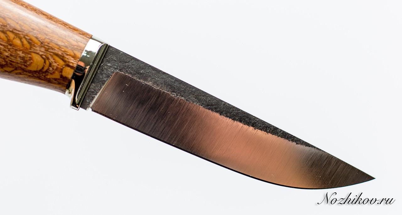 Фото 2 - Нож Рабочий №20 из кованой стали Bohler K340