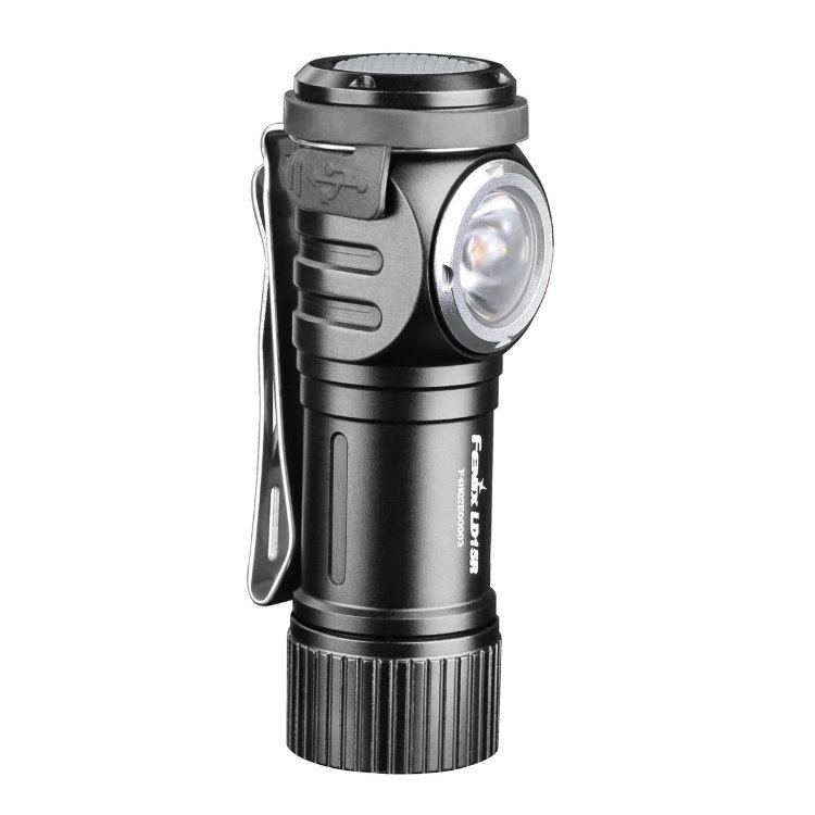 Фонарь Fenix LD15R Cree XP-G3 0 90 degree head rotation led flashlight rofis tr10 cree xp l 900 lumens 139 meters adjustable head 5 brightness levels