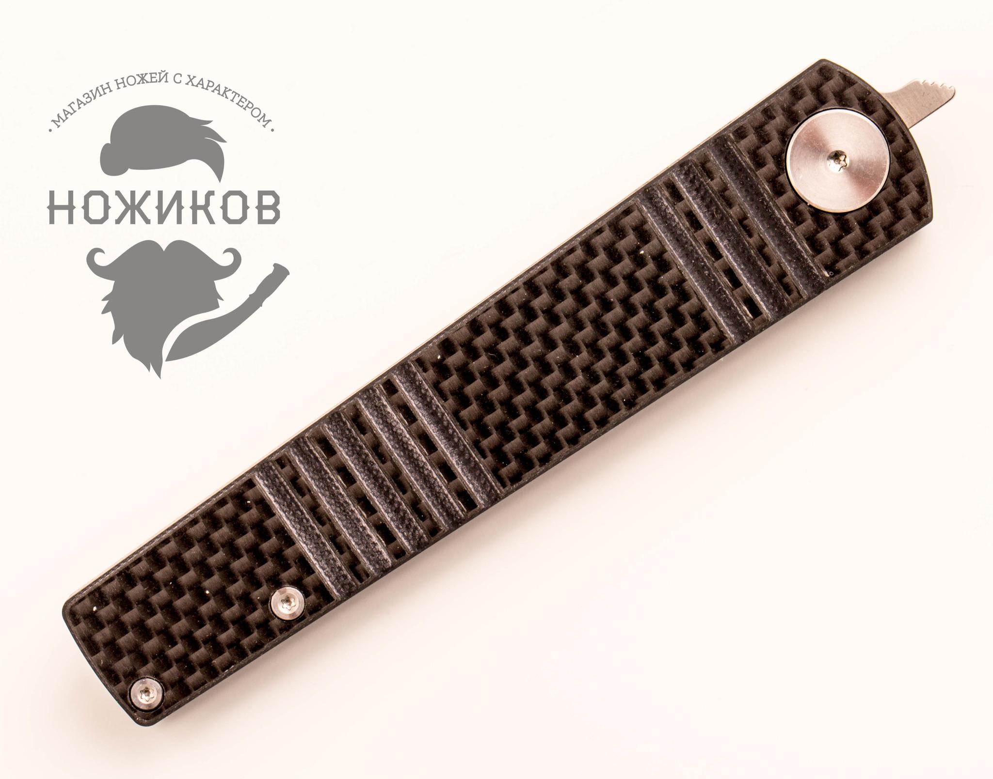 Фото 7 - Складной нож Ippon, carbon от Realsteel