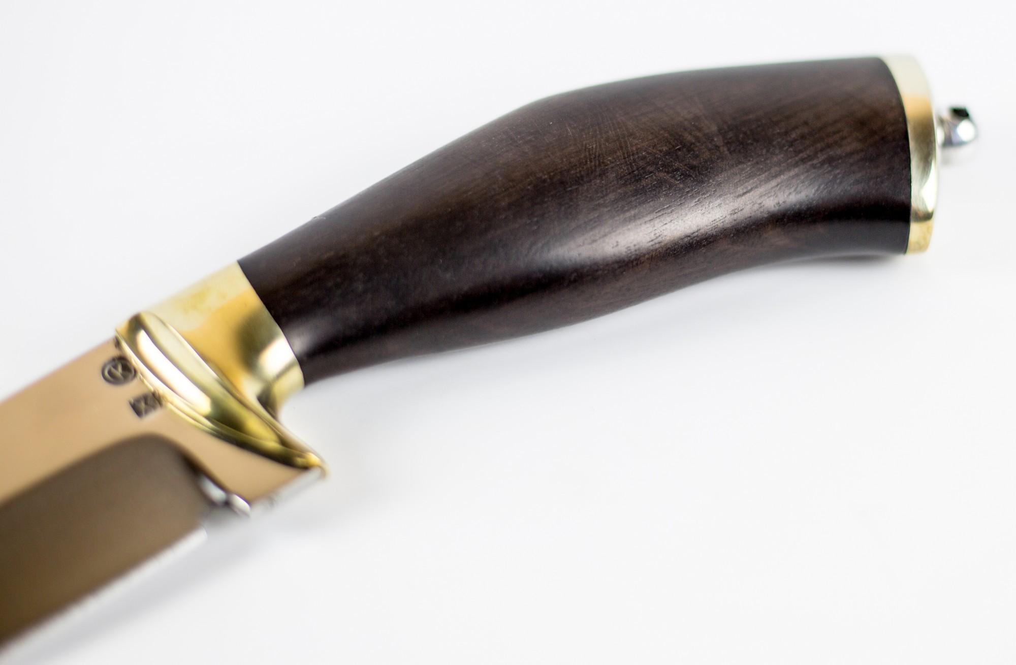 Фото 2 - Нож Зенит, сталь Х12МФ от Ножи Крутова