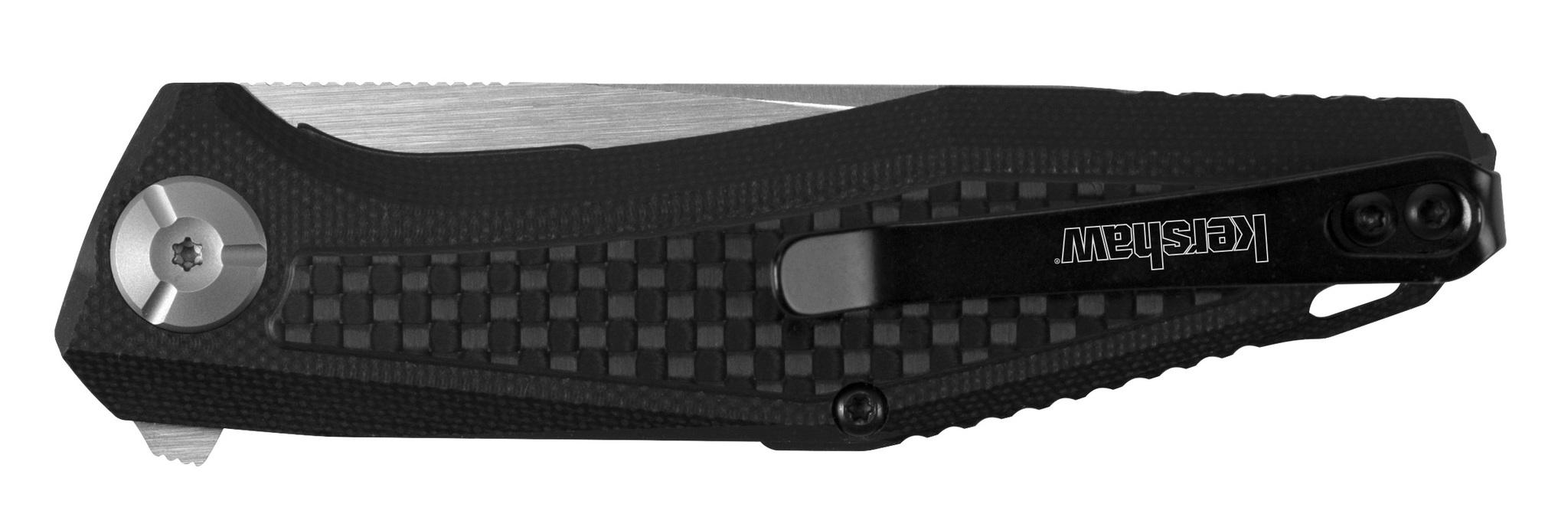 Фото 2 - Нож складной Atmos - Kershaw 4037, сталь 8Cr13MoV, рукоять G10/карбон