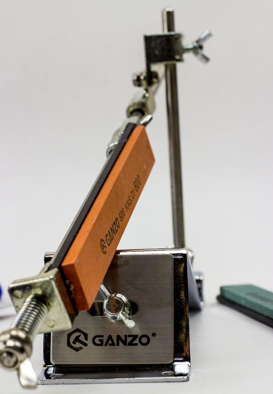 Фото 5 - Точильный станок GANZO Touch Pro Steel