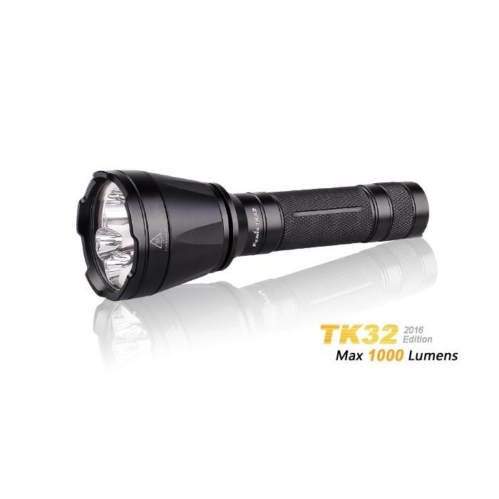 Фонарь Fenix TK32 Cree XP-L HI V3 2016 Edition phoenix свет дальний фонарь fenix pd35 черный водонепроницаемый портативный фонарик 960 люмен
