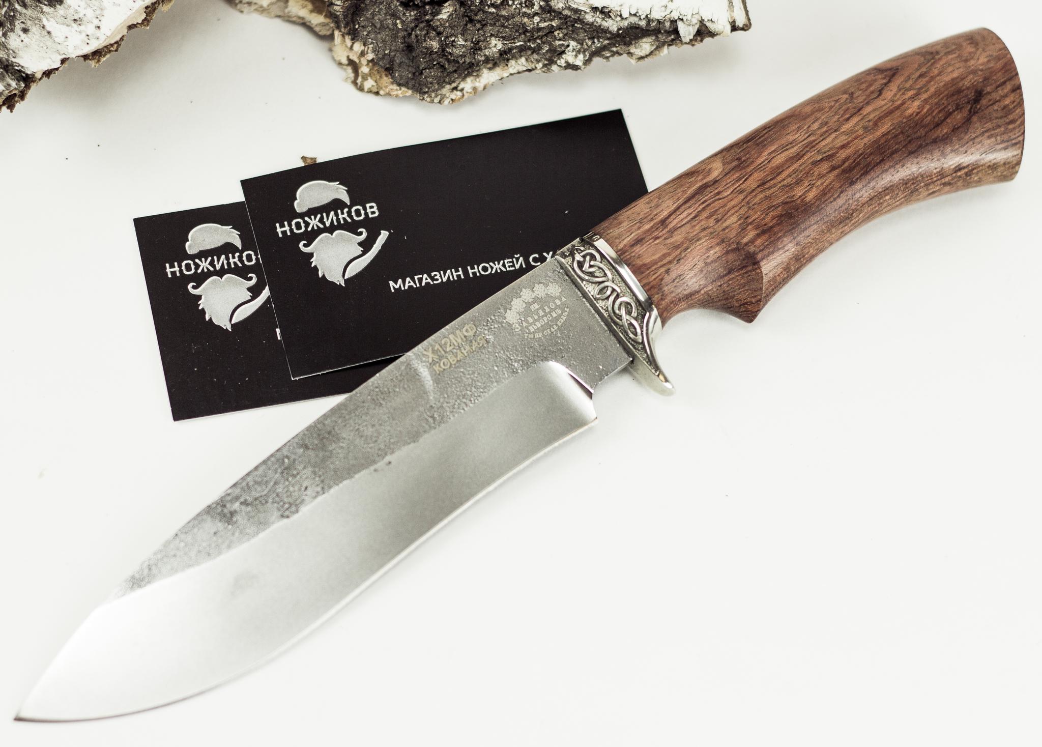 Нож Волк-3 Х12МФНожи из стали Х12МФ<br><br>
