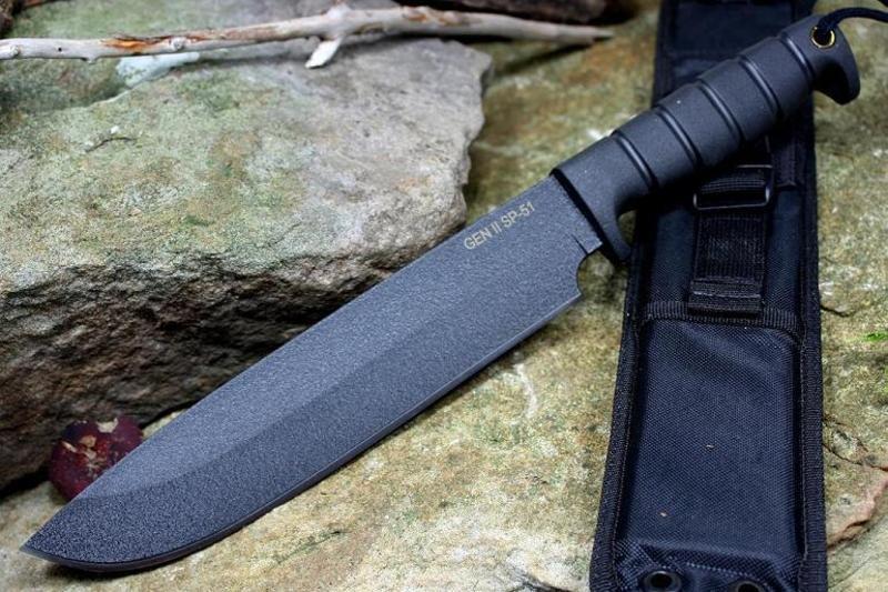 Мачете Ontario Gen ONT/8551Ontario Knife Company<br>Мачете Ontario Gen ONT/8551<br>