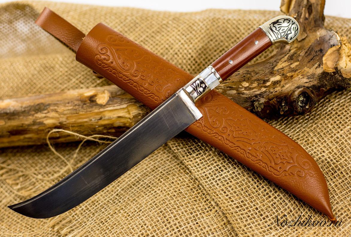 Пчак ХалимУзбекские ножи Пчак<br>Сталь - ШХ 15<br>