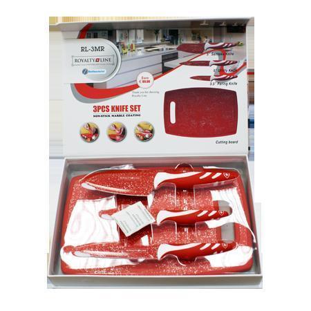 Набор ножей Royalty Line RL-3MR