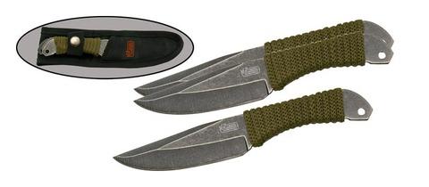 Набор метательных ножей S834N3 - Nozhikov.ru