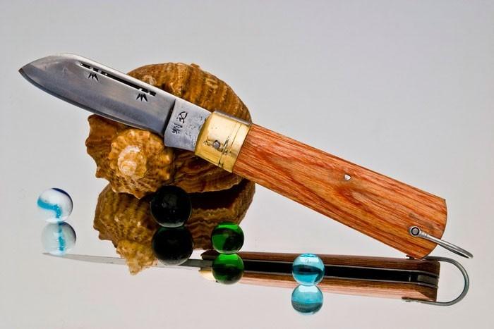Купить Складной нож TopMan Japan-Warikomi , дерево, SK5 в России