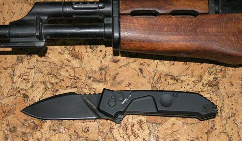 Автоматический складной нож MF1 Full Auto (Double Edge)Выкидные и автоматические<br>Автоматический складной нож MF1 FULL AUTO, клинок черный, рукоять черная анодированная, стеклобой, клипса.<br>