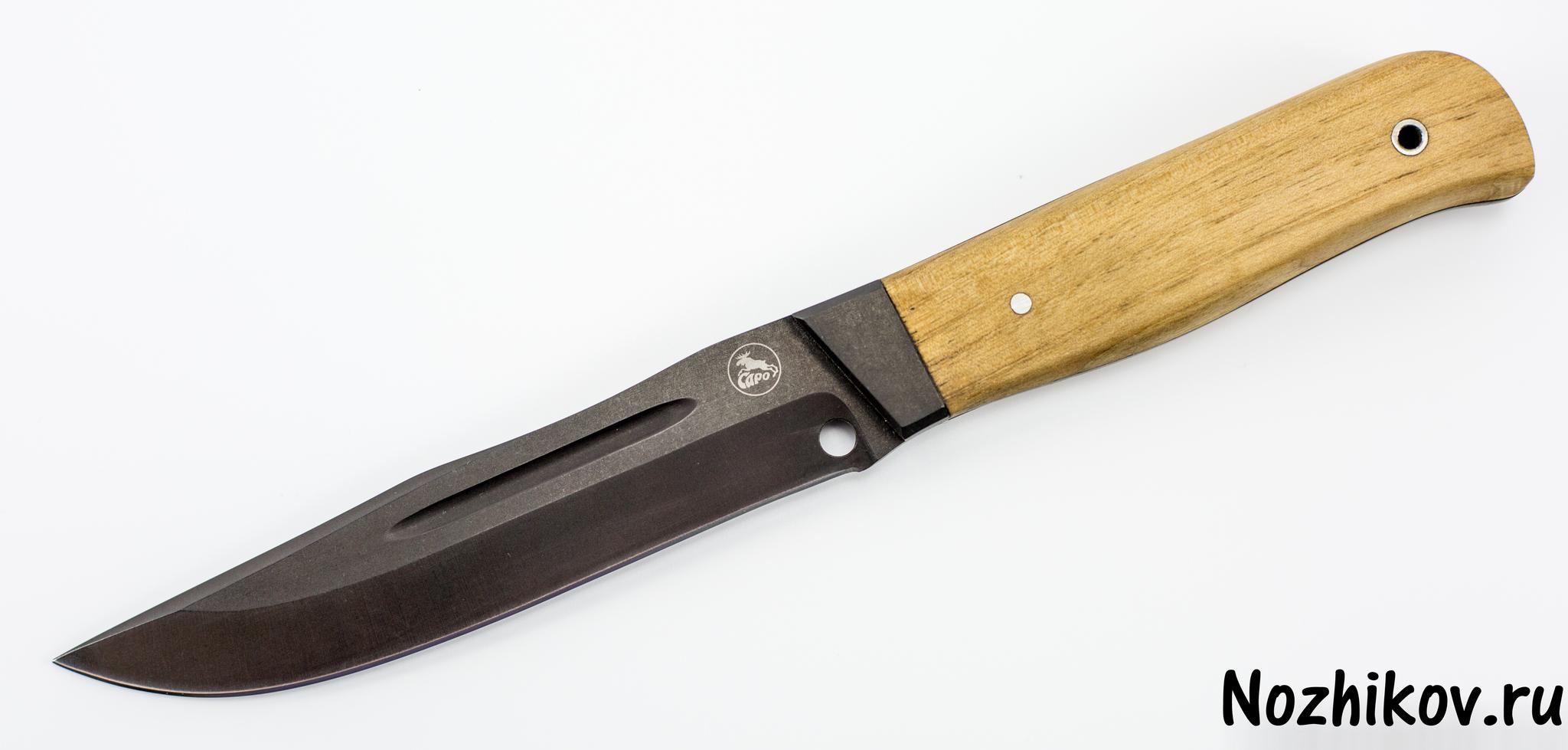 Нож Каюр, 65ГНожи Ворсма<br>Сталь 65ГРукоять ОрехОбщая длина, мм 250Длина клинка, мм 135Длина рукояти, мм 115Толщина обуха, мм 4,5Ширина клинка, мм 25Толщина рукояти, мм 21,5Чехол Кордура<br>