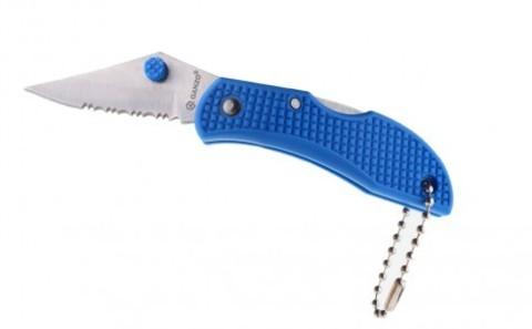 Нож Ganzo G623S-BL синий - Nozhikov.ru