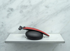 Подарочный набор Bolin Webb R1, бритва R1-S красная, подставка R1 - Nozhikov.ru
