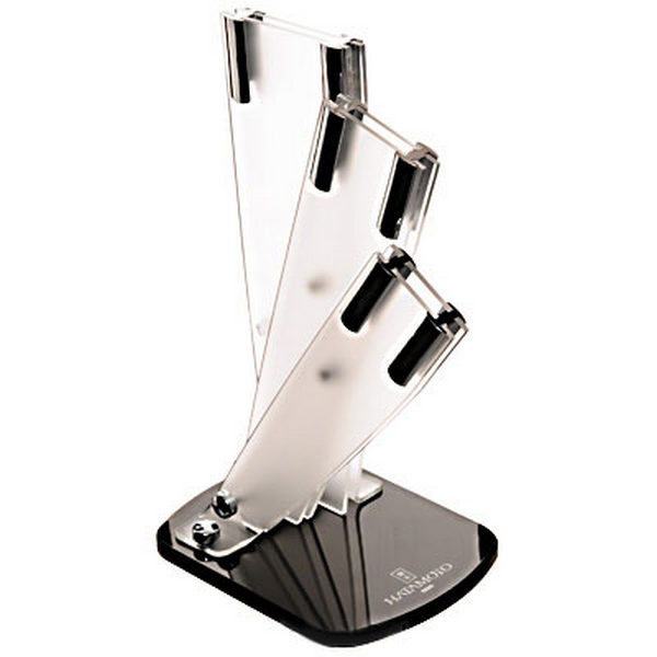 Подставка универсальная под 3 ножаTojiro<br>Подставка универсальная для 3-х ножей<br>