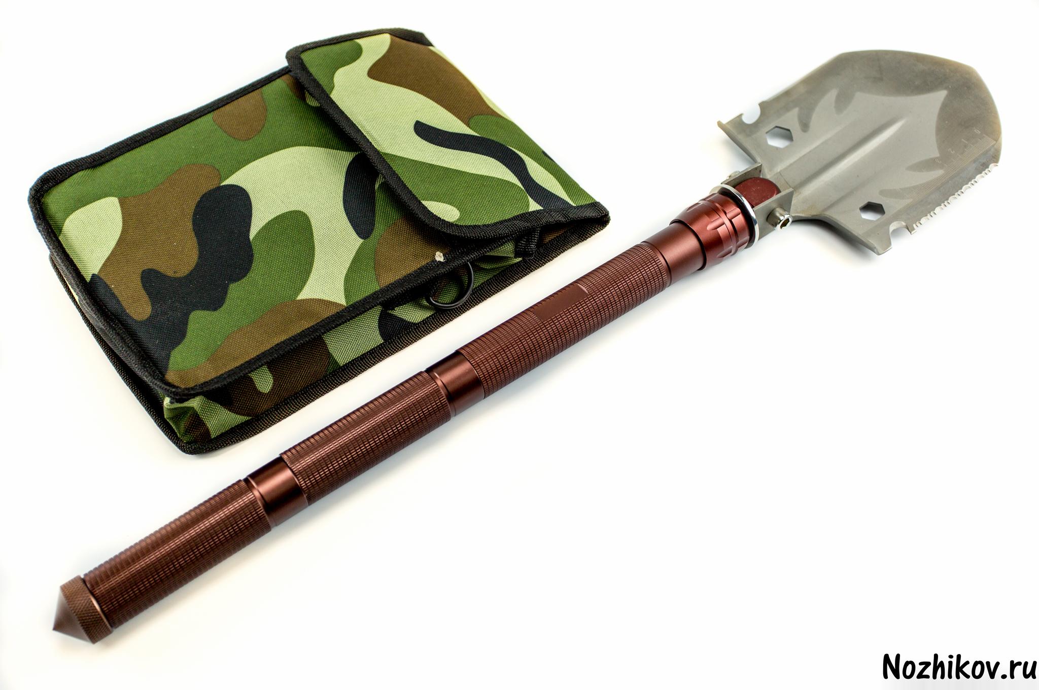 """Многофункциональная лопата Трудяга от Магазин ножей """"Ножиков"""""""