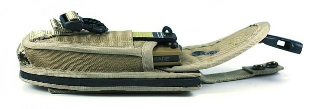 Фото 2 - Складной нож Extrema Ratio RAO Desert Warfare, сталь Bhler N690, алюминий
