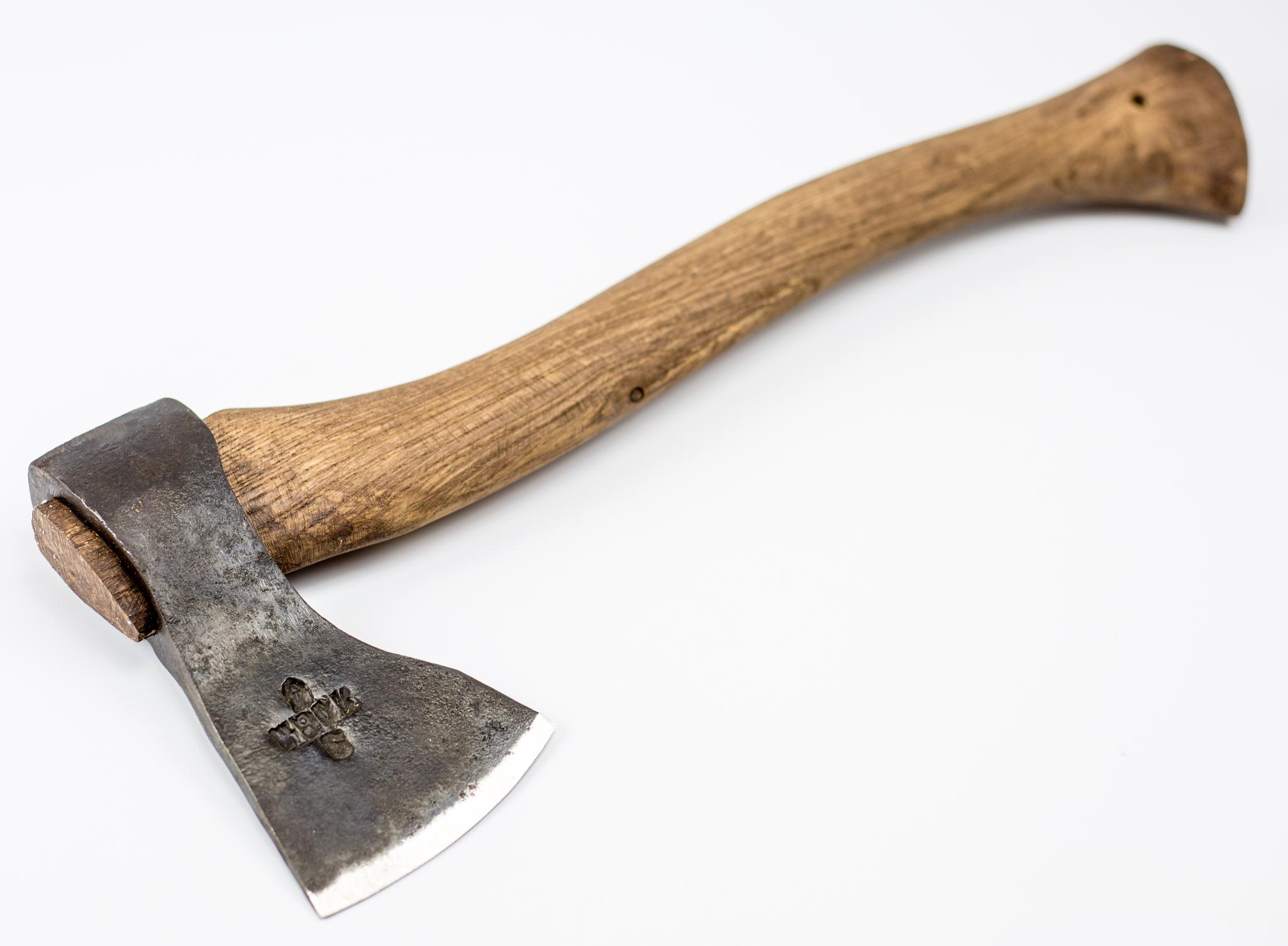 """Топор походный У-8, с кожаным чехлом от Магазин ножей """"Ножиков"""""""