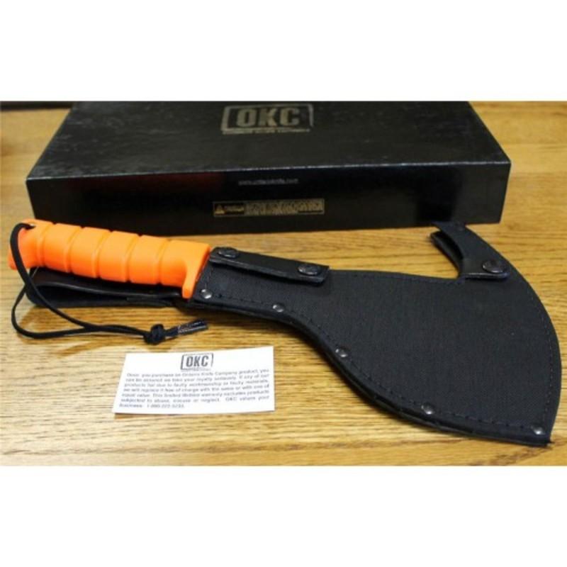 Фото 3 - Топор Spec Plus SP16 SPAX Orange от Ontario