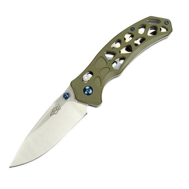 Нож складной Firebird (by Ganzo), FB7631-GR, зеленый